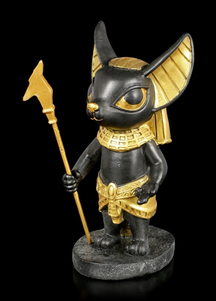Cute Anubis Figurine