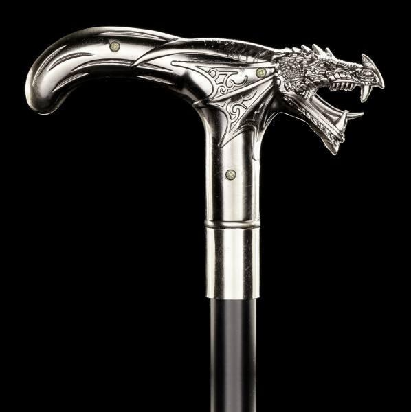 Swaggering Cane - Dragon's Roar - Metal