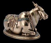 Nandi Figurine - Shivas Bull