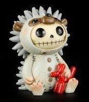 Große Furry Bones Figur - Hedgehog - Igel