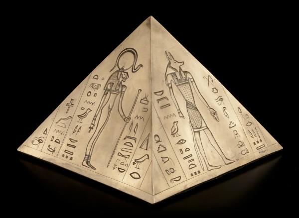Egypt Urn - Pyramid