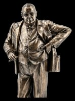 Sir Winston Churchill Figurine