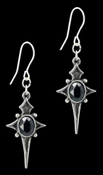 Alchemy Gothic Dropper Earrings - Sterne Leben