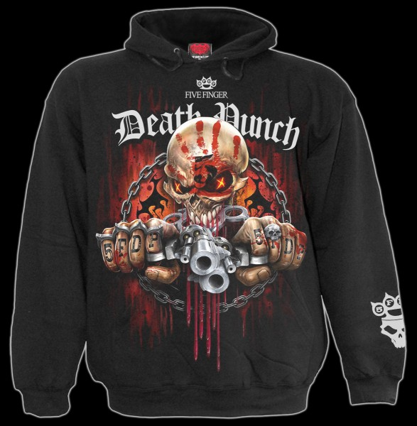 Five Finger Death Punch Kapuzenpullover - 5FDP Assassin
