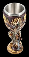 Dragon Goblet - Flame Blade