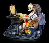 Skeleton Figurine - Webshopping