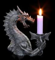 Drachen Kerzen & Teelichthalter - Ferran