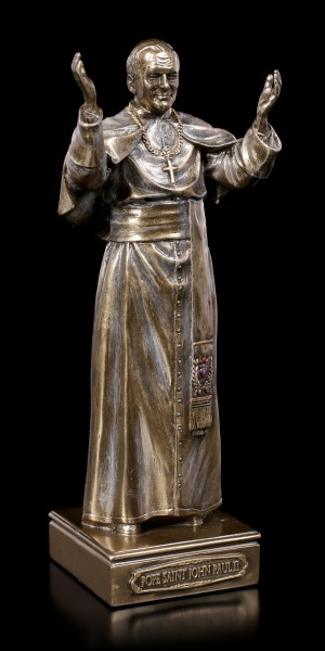 Pope Saint John Paul II Figurine - small
