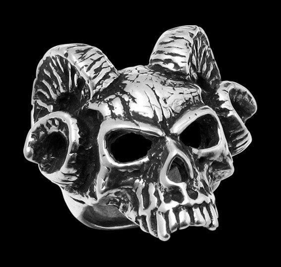 Alchemy Metal Wear - Ring - Hell's Doorman