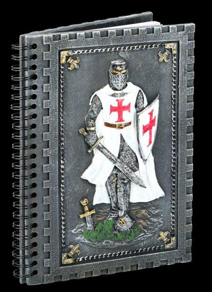 Journal - Crusader - white