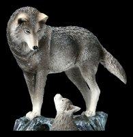 Wolf Figuren - Guidance by Lisa Parker