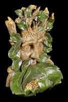 Forest Spirit Wall Plaque - Feeder of the Forest