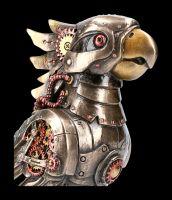 Steampunk Figur - Papagei