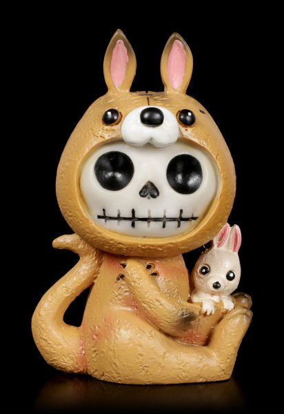 Furry Bones Figurine - Sydney