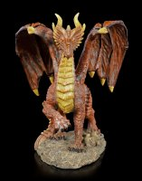 Drachen Figur - Bone Collector