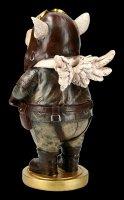 Steampunk Figurine - Pig Pilot