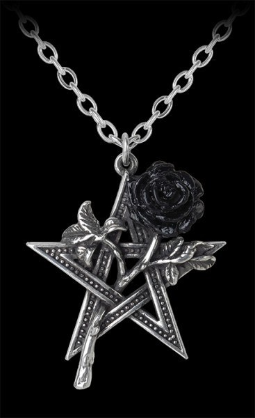 Ruah Vered - Alchemy Pentragram Pendant