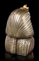 Tutanchamun Bust - bronzed