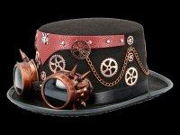 Steampunk Hat - Ringmaster