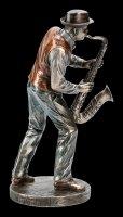 Jazz Band Figurine - Saxophonist