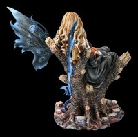 Fairy Figurine - Risana with little Dragon