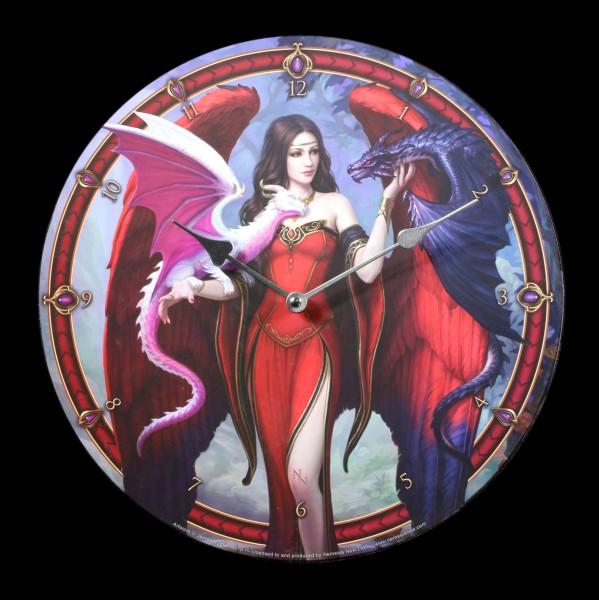 Wall Clock - Dragon Mistress