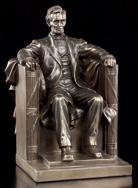Abraham Lincoln Figur - 16. US Präsident