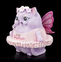 Katzen Figur - Snapcat Feline Fairy Magic