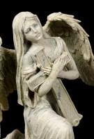 Trauernde Grabengel Figur - Lofiel