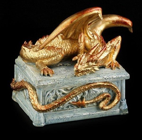 Alchemy The Vault - Drachen Schatulle