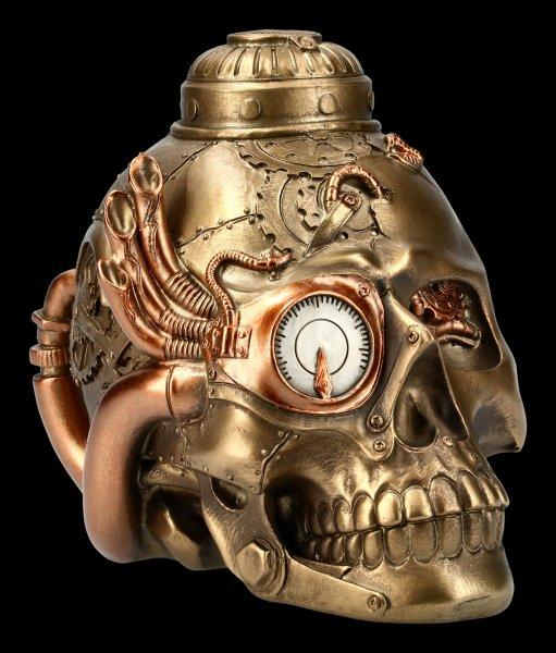 Steampunk Totenkopf - Pipe Up
