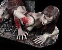 Tom Wood - Zombie Girl