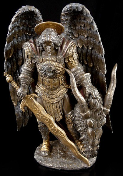 Himmelskrieger Figur - Erzengel Michael