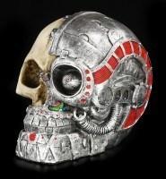 Totenkopf - Cyborg Schädel
