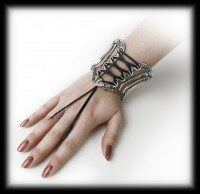 Alchemy Gothic - Tightlace Corset Bangle