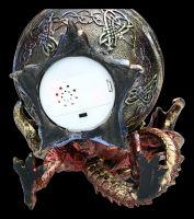 Backflow Räucherhalter - Drachen Schale