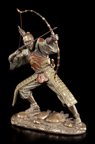 Samurai Figur - Bogenschütze