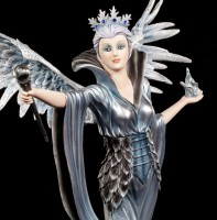Engel Figur - Lady of Ice