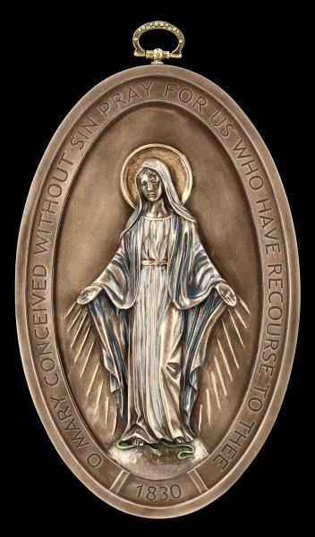 Wandrelief - Maria Mutter Gottes