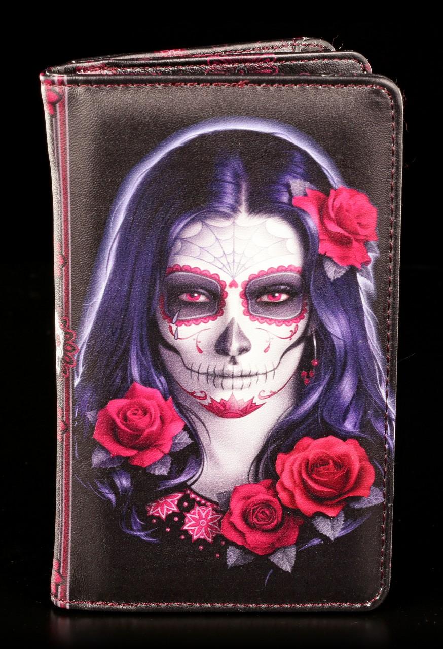 Geldbörse Day of the Dead - Sugar Skull