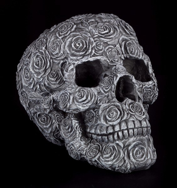 Totenkopf - Black Rose Death