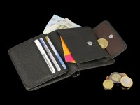 Wallet with 3D Devil - Shadow Demon