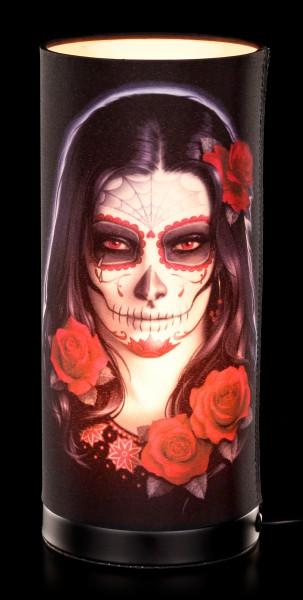 Tischlampe Day of the Dead - Sugar Skull