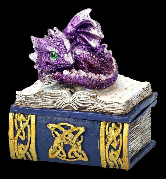 Dragon Box - Bedtime Stories - purple