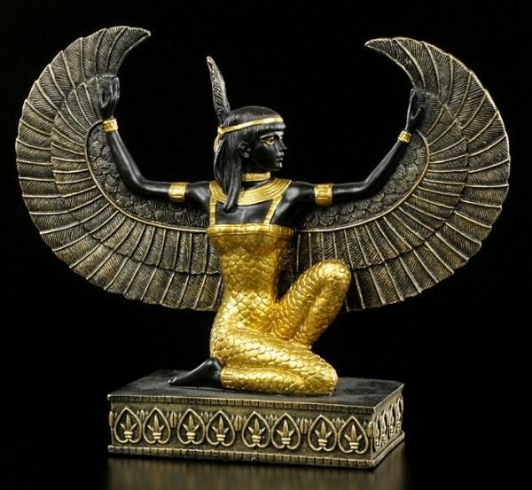 Egypt Goddess Maat Figurine