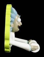 Rick and Morty Toilet Paper Holder - Rick