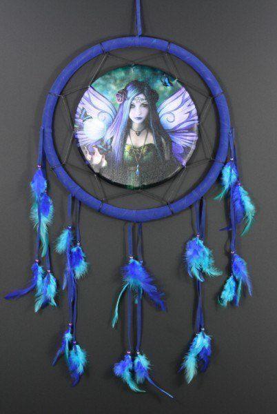 Magische Elfe - Traumfänger - Mystic Aura