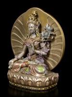 Buddha Figurine - White Tara