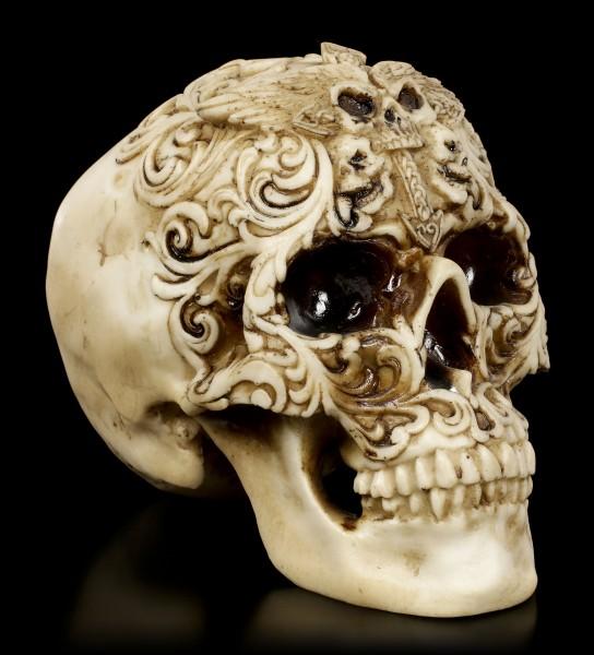 Small Skull - Final Flourish