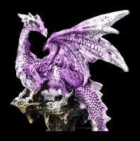 Purple Dragon Figurine - Hatchlings Protection